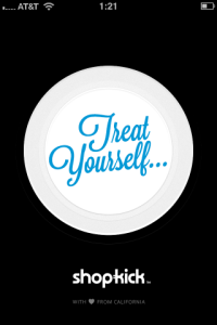 Shopkick App Screenshot