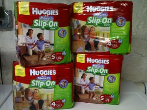 Huggies Diapers for Craigs List