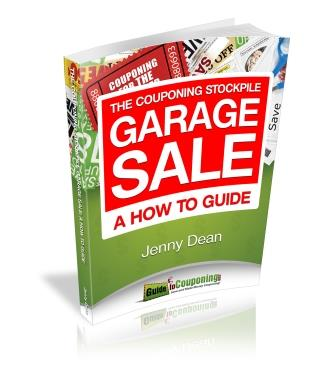 The Couponing Stockpile Garage Sale A How To Guide FINAL 3D Reduced