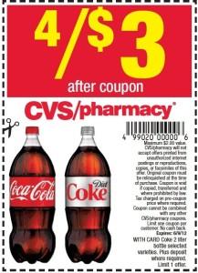 CVS Coke Coupon